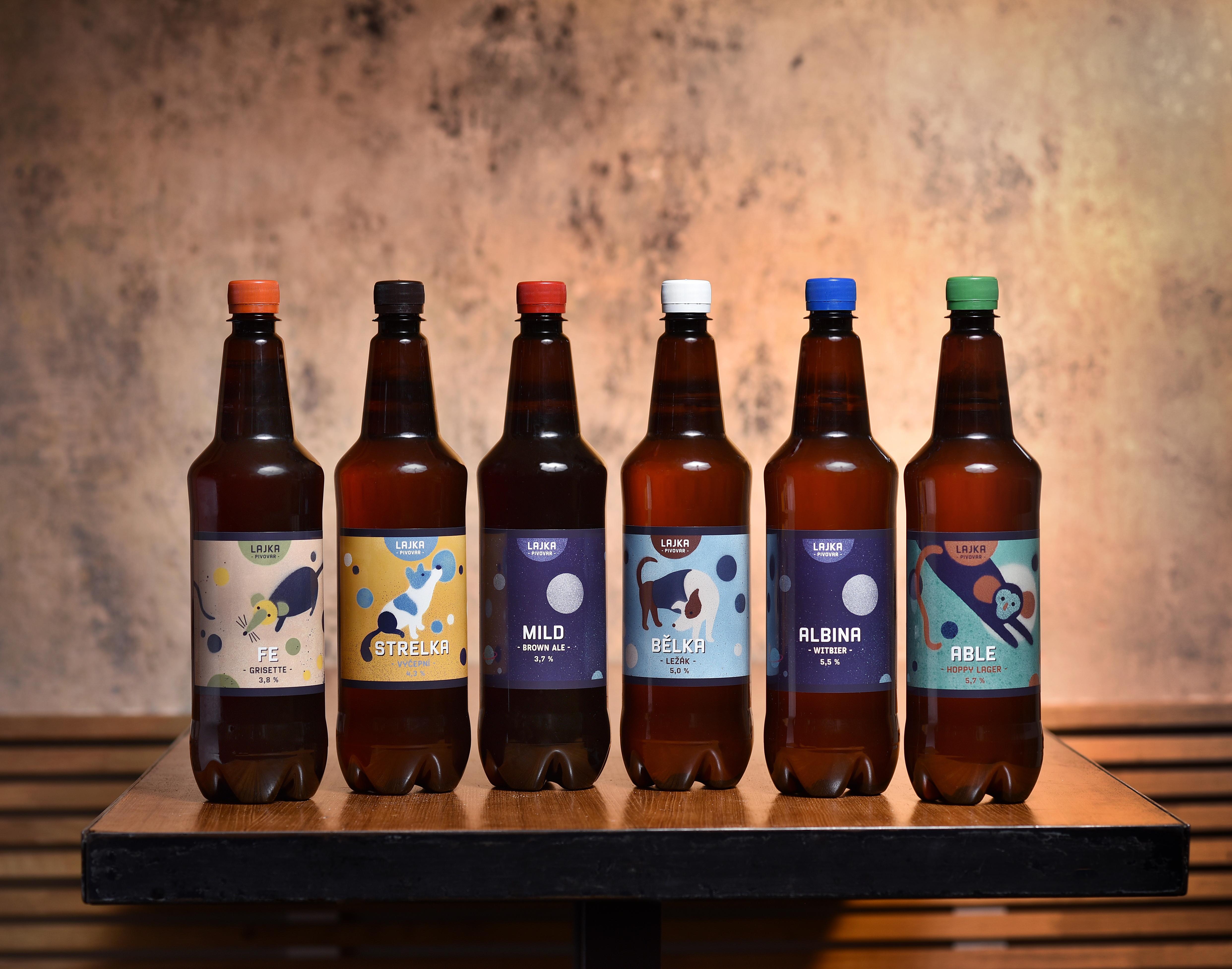 Pivovar Lajka, nejlepší pivo v Praze